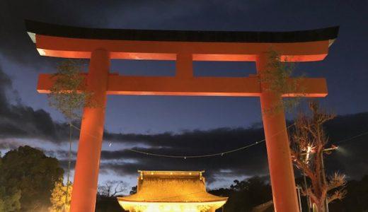 新しい年の始まりに津島神社でお詣りしてきました